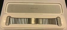 OPEN BOX Apple Watch 42mm Stainless Steel Link Bracelet Band Only MJ5J2ZM/A