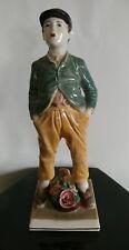 *Luere Boy Jockey Porcelain Figurine Corp. 1944