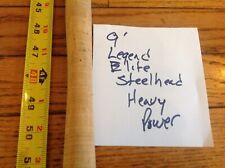 St.croix Legend Elite  rod handle 9'  heavy power