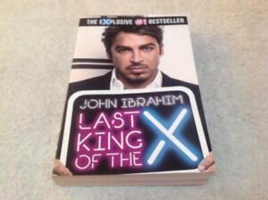 John Ibrahim - Last King of the X By John Ibrahim Book