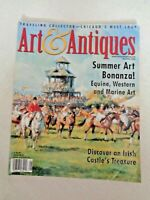 Art & Antiques 2004 Horse Paintings Herring Degas Knight of Glin Ireland Castle