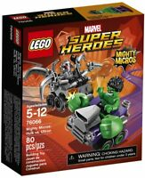 LEGO Mighty Micros series1 76061,76062,76063,76064,76065,76066 complete set of 6