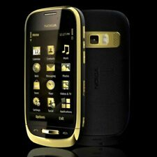 Nokia Oro 8GB C7-00 18K Gold Luxury Edition Factory Unlocked BNIB
