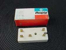 1981 82 83 Chrysler Imperial NOS MoPar IGNITION BALLAST RESISTOR 4091815