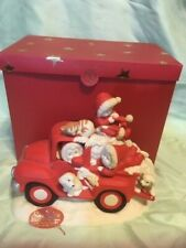 SNOWBABIES~To Grandmother's House We Go~EXCELLENT CONDITION~In Original Box~