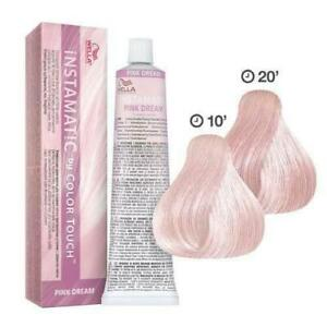 Wella Instamatic Colour Touch PINK DREAM 60ml (FREE 48Hr TRACKED DELIVERY)