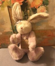 Boyds Bears Plush LADY HARRIWELL Fabric Bunny Rabbit Archive Collection