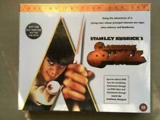 """Clockwork Orange"" Special Edition Box Set (New/ Sealed) Vhs Edition"