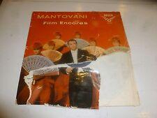 MANTOVANI & His Orchestra - Film Encores - 1956 DECCA Label 12-Track Vinyl LP