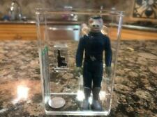 1978 Star Wars Blue Snaggletooth No Dent AFA 80 Nm  Rare New Style Holder