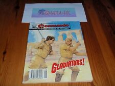Commando Comic War Stories In Pictures - Gladiators!, No 2386 (1990)