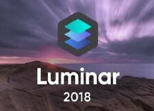 Skylum Luminar 2018 Photo Editor PC & MAC Digital License Key