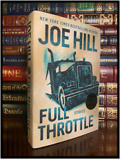Full Throttle ✎SIGNED✎ by JOE HILL New 1st Edition First Printing Hardback