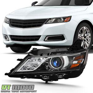 2014-2019 Chevy Impala Factory Style Halogen Headlight Headlamp Left Driver Side