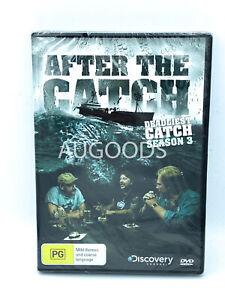 Deadliest catch season 3: After the catch - DVD Series Rare Aus Stock New