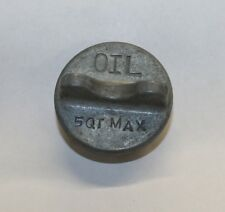 Oil Filler Plug, Lycoming O145 (All Models), PN 45185, Silver, New Price!