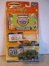 Matchbox Across America Die Cast Cars 2 pack 2001