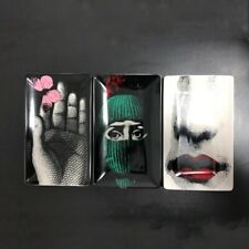 Fornasetti Plate Jewelry Storage Tray Dish Home Decoration Ashtray Ornaments New