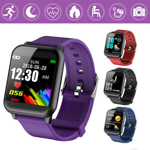 Z02 Smart Watch Heart Rate Monitor Bracelet Wristband Waterproof for iOS Android