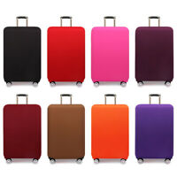 """Protective Travel Luggage Suitcase Elastic Dustproof Cover Protector Case 18-32"""""""