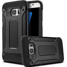 Flexible Silicon Hard PC Case For Samsung Galaxy S7 Edge Cool Hybrid Slim Cover