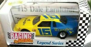 DALE EARNHARDT 1983 WRANGLER #15 FORD T-BIRD 1/64 RCCA CLUB CAR LEGEND SERIES