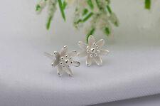 Ohrstecker Blume Blümchen Blüte Sterling Silber 925