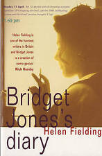 Bridget Jones's Diary: A Novel - Excellent Book Fielding, Helen