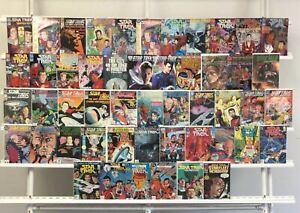 Star Trek Idw Dc 50 Lot Comic Book Comics Set Run Collection Box