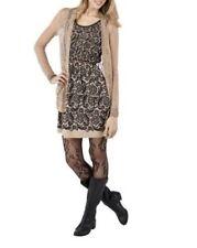 Rodarte for Target Blogger Nude Black Lace Print Dress XS NWOT