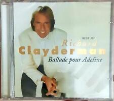 Richard Clayderman Ballade Pour Adeline Cd Sigillato Sealed