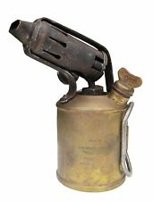 Vintage Swedish Military Blow Torch/Lamp