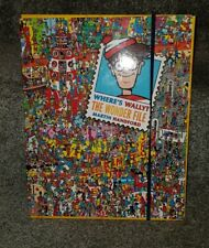 Where's Wally The Wonder File X 5 Books