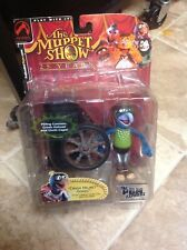 2002  The Muppet Show 25yrs Crash Helmet Gonzo + Animal Watch palisades toys