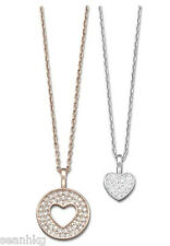 Swarovski Amorous Mix Pendant Heart RHS / ROS Crystal Authentic MIB - 5032965