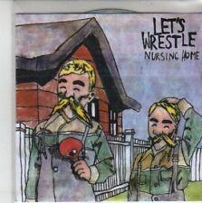 (CG390) Let's Wrestle, In Dreams Part II - 2011 DJ CD