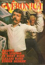 VERONICA 1977 nr. 45 - RANDY NEWMAN / WILL LUIKINGA / THIJS VAN LEER / TOP 40
