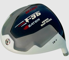 10.5* Taylor Fit Heater F-35 Offset Slice Killer Standard Mens Graphite Regular