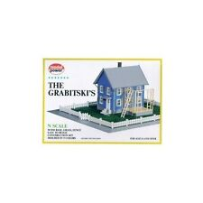 Model Power Structure #1554 The Grabitski's Plastic Kit N Scale
