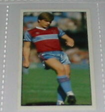 #28 - tony cottee west ham Football soccer card