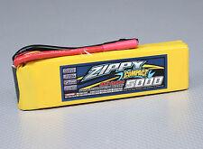 New Zippy Compact 5000mAh 3S 11.1V 25C 35C Lipo HXT 5.5mm Bullet USA