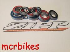 ZIPP Bearing Kits Front /Rear Wheel Hubs 808 303 404 Chrome /Stainless /Ceramic