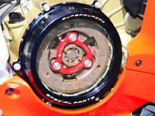 Ducabike Ducati Panigale Clear Clutch Cover & Retainer Clip