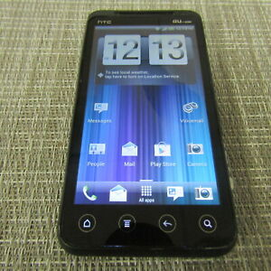HTC EVO 3D - (SPRINT) CLEAN ESN, WORKS, PLEASE READ!! 41647