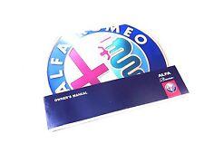 ALFA ROMEO 939 BRERA Proprietari Manuale/MANUALE NUOVO E ORIGINALE 60438106 264 pagine