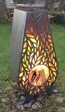 Terrassenofen Feuerstelle Terassenofen Ofen Gartenkamin Gartenofen Feuerschale
