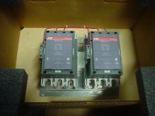 Abb A260n5m 11 84 Interlocked Contactors Nema Size 5 270 Amp