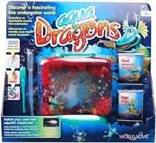 Aqua Dragons Underwater World Toy Game Kids Play Gift Award Winning Aqua Dragon