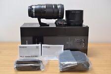 * Comme neuf * Olympus M. Zuiko Pro 40-150 mm F/2.8 ED Lens + 1.4X MC-14 Téléconvertisseur