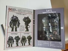 1:16 Scale Sentinel S.A.F.S. #04 Maschinen Krieger Ma.K SF3D Eggplant 6 Figure